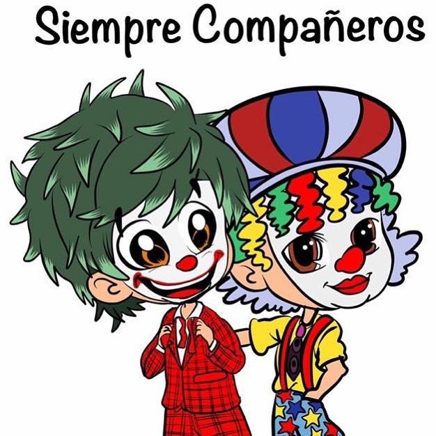 Sarapin y Sarapón.